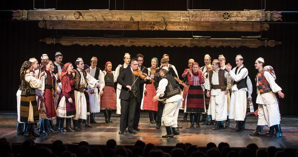 Шоу «Оперетта гала» открывает Венгерские сезоны в Израиле