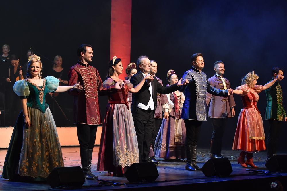 Венгерский Государственный Театр Оперетты из Будапешта открывает Венгерские сезоны в Израиле