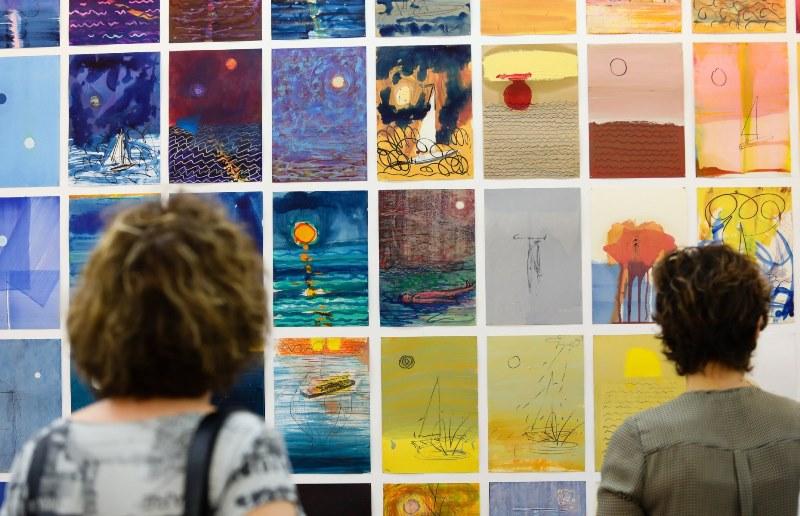 Ярмарка израильского искусства и дизайна «Свежая краска 11» – в конце мая в Тель-Авиве. Новое десятилетие в новом формате