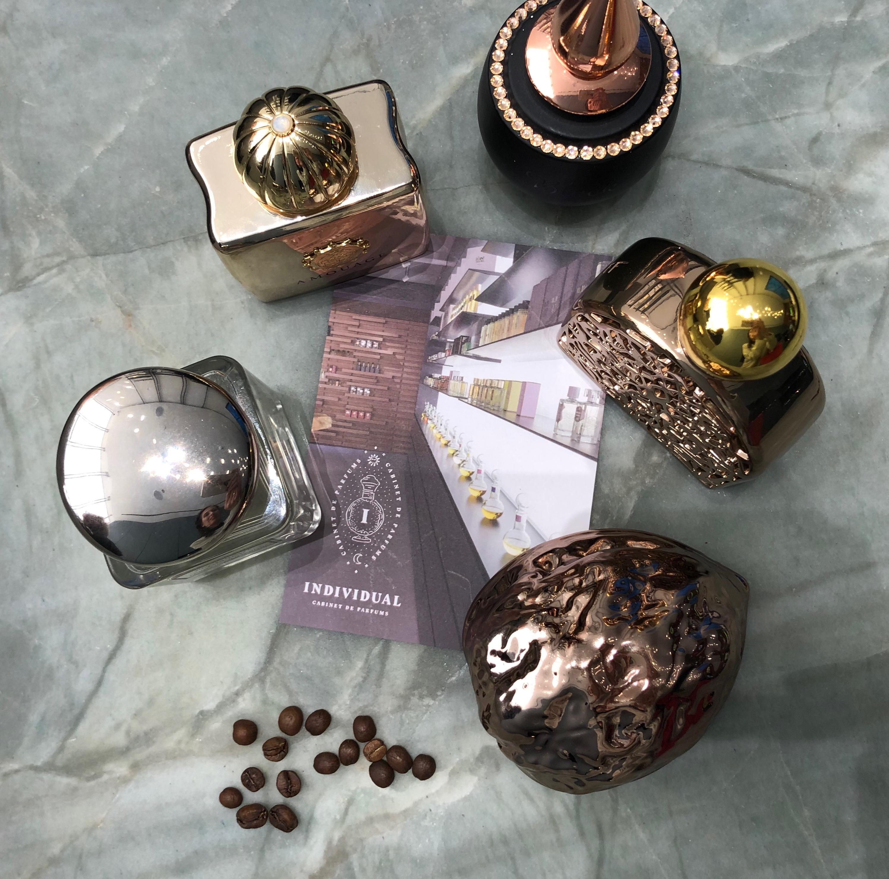 Individual Cabinet de Parfums поможет выбрать свой аромат в эксклюзивной парфюмерии