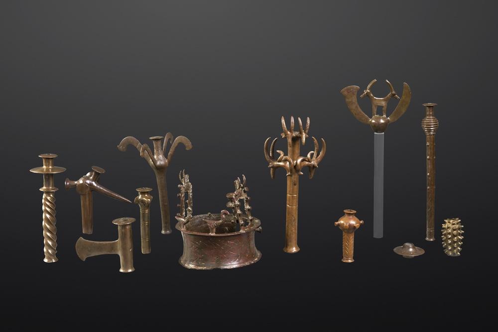 Секреты таинственной культуры – древний мир  металла, «Дух и материал»