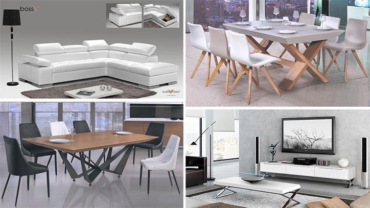 Импортная мебель в Израиле: актуальный дизайн, высокое качество, доступные цены