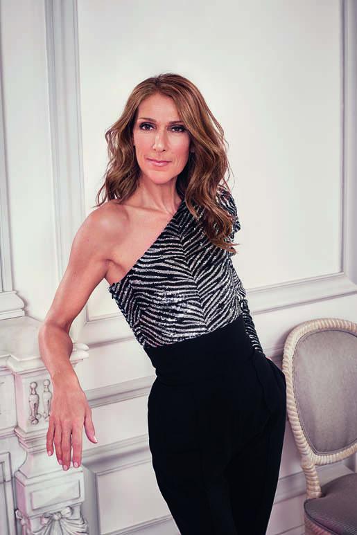 Селин Дион новый посол красоты L'Oreal Paris