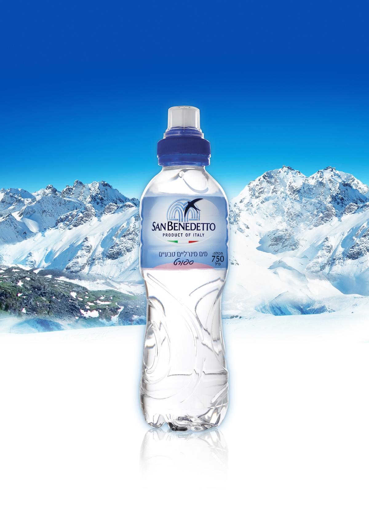 San Benedetto – «вода здоровья» для здорового образа жизни
