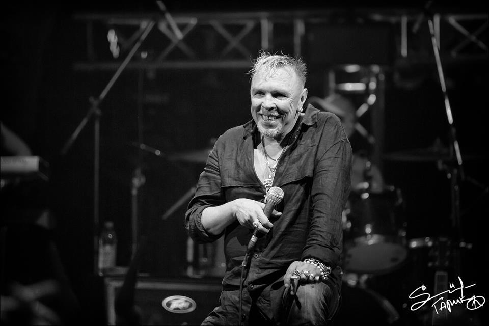 Легенда русского рока Гарик Сукачев через несколько дней в Израиле.
