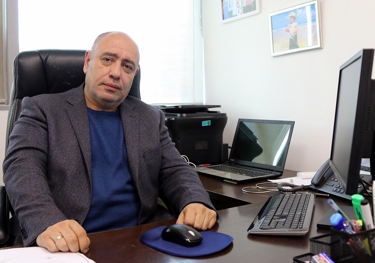 Интервью с заместителем мэра Ришона ле-Циона Максимом Бабицким