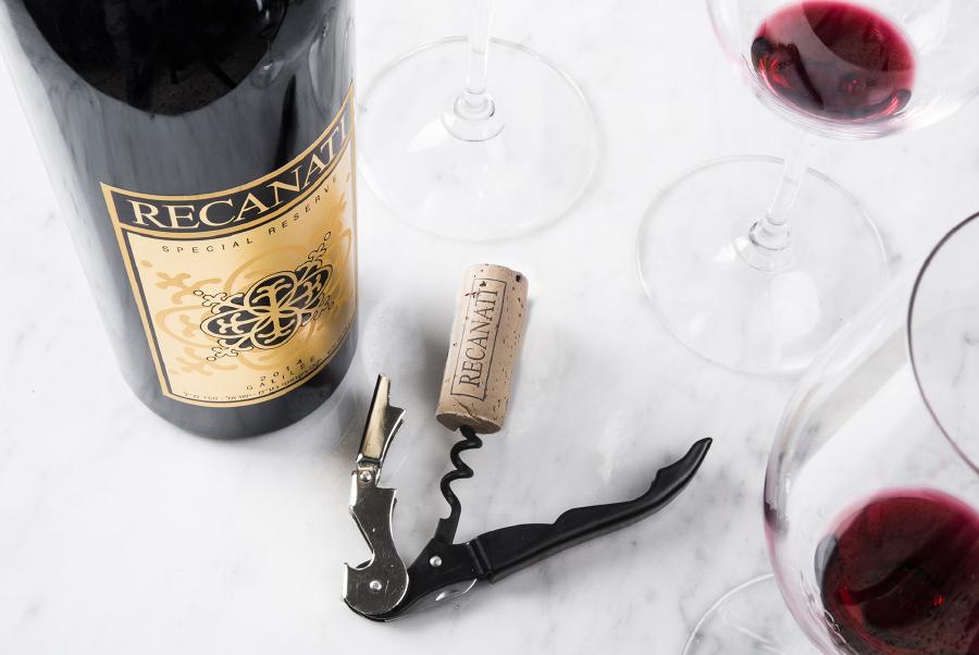 Песах с историческими винами Recanati