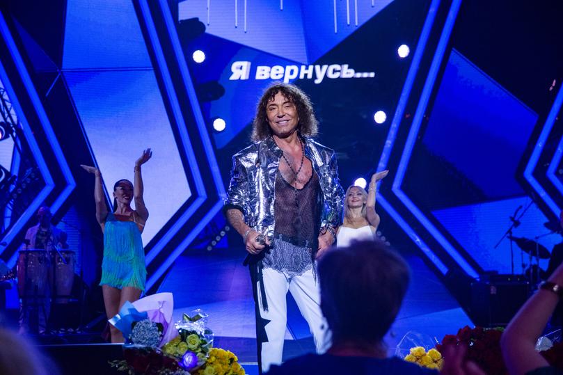 Валерий Леонтьев: кто знает, как повернулась бы жизнь, выиграй я «Евровидение»?