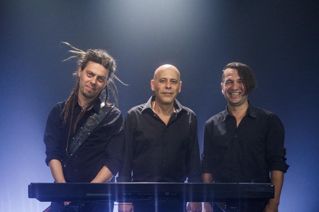 «Вавилон» – трио Ави Беньямина. Концерт в клубе «Озен-Бар» в Тель-Авиве  29 мая 2019 года