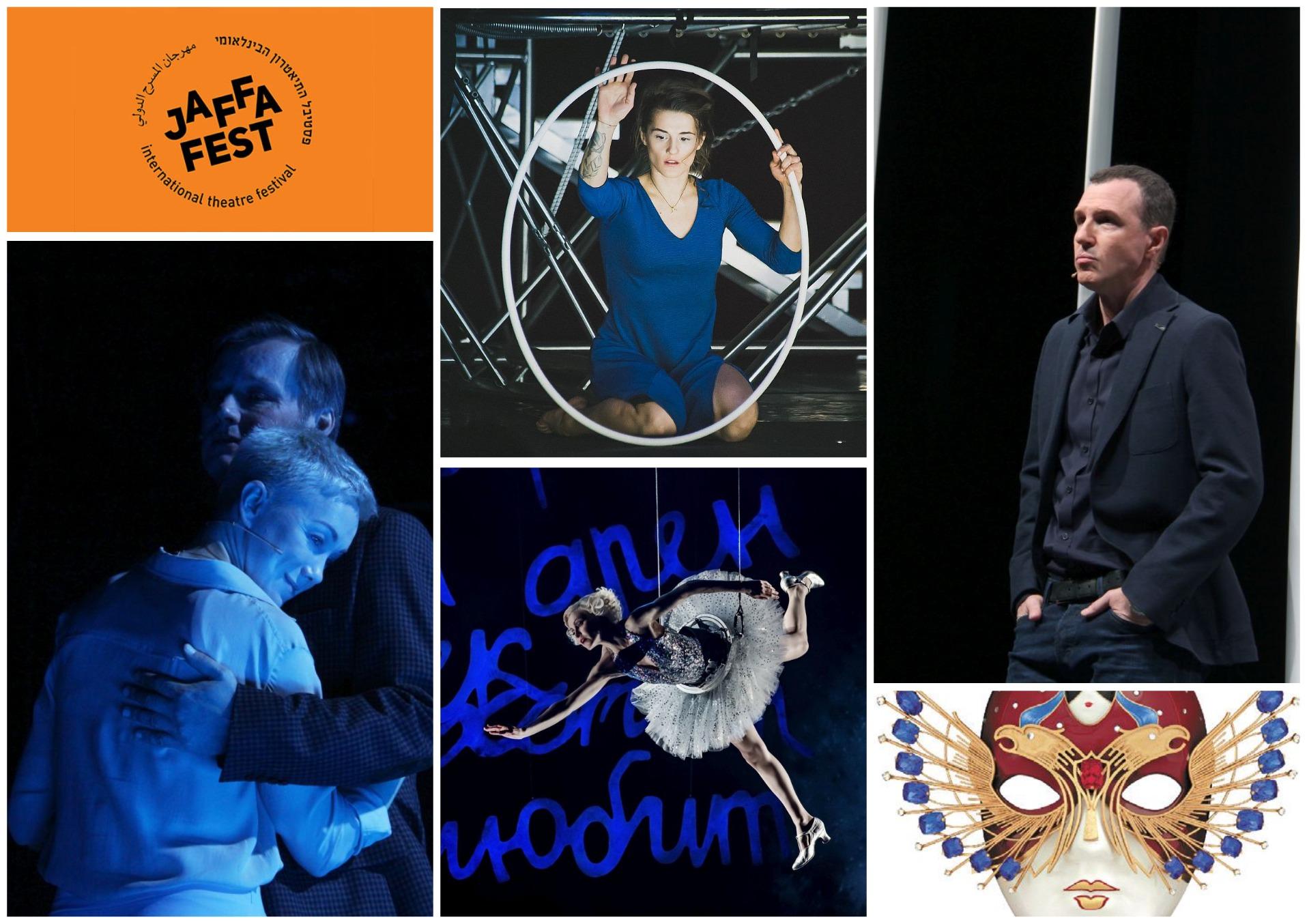 Программа международного театрального фестиваля Jaffa Fest 2019: удивительные премьеры и неожиданные сюрпризы