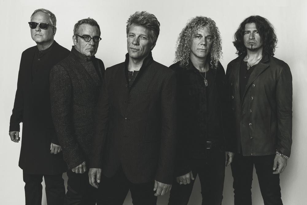 Легендарная американская рок-группа Bon Jovi выступит в Израиле