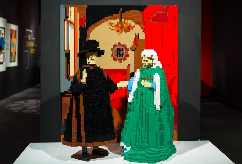 Крупнейшая в мире выставка LEGO The Art of the Brick приезжает в Израиль
