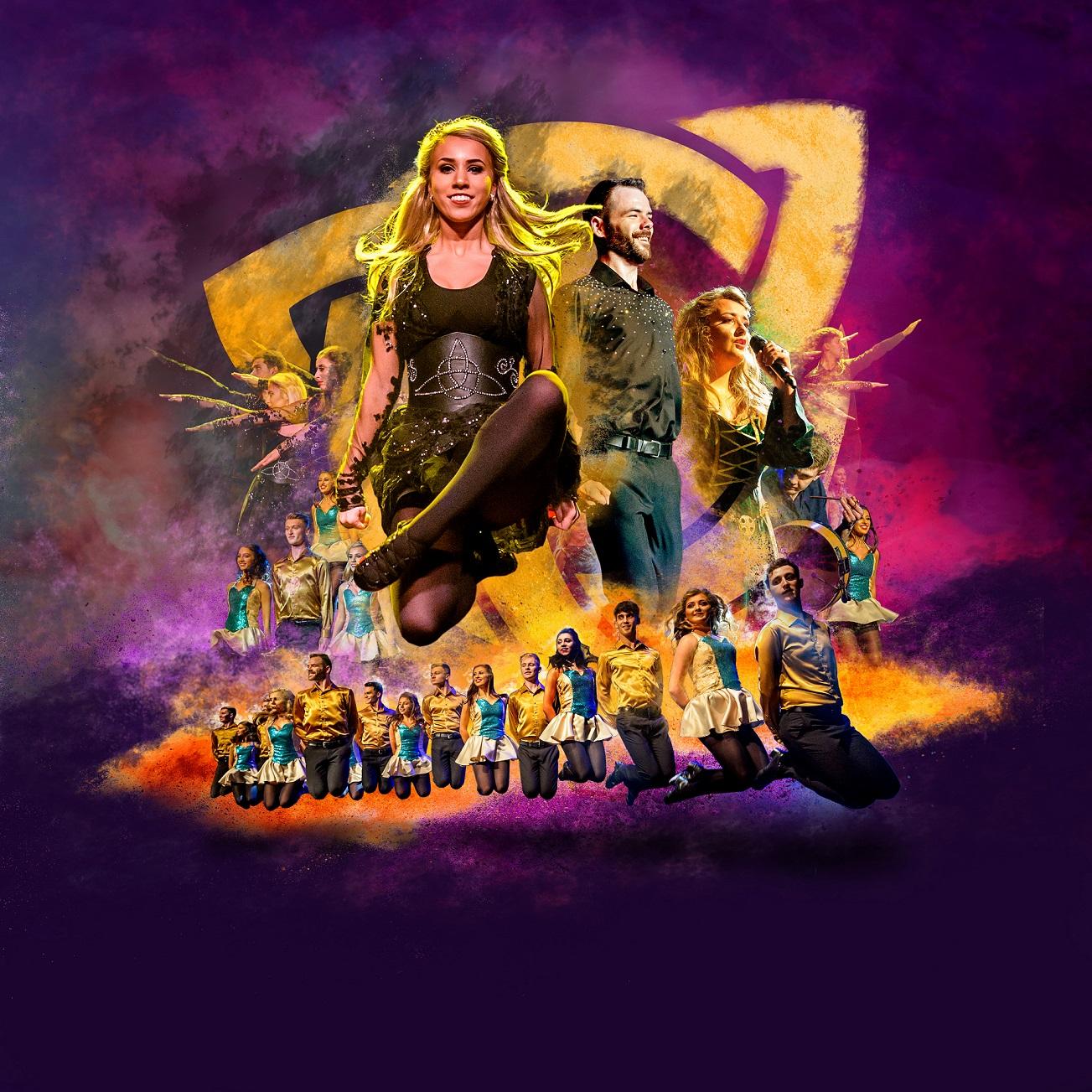 Rhythm of the dance + Voca people = Нереально крутое шоу