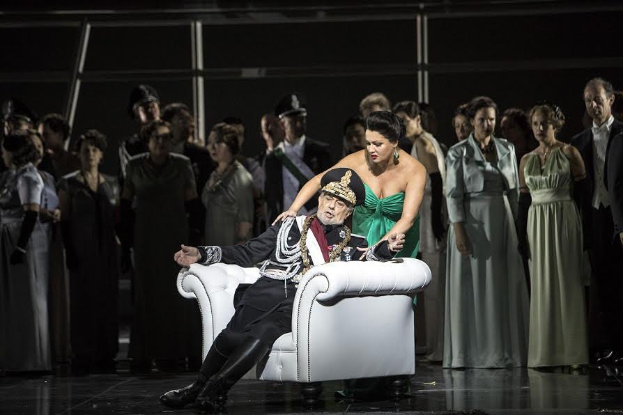 Опера «Макбет» Верди
