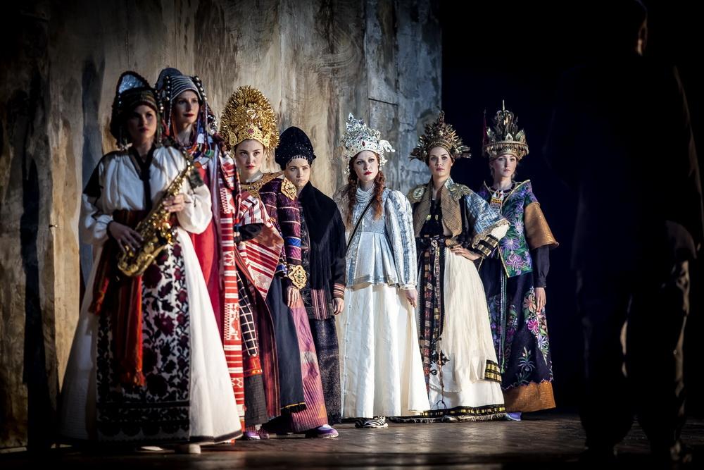Гоголь-Центр впервые выступит в Израиле