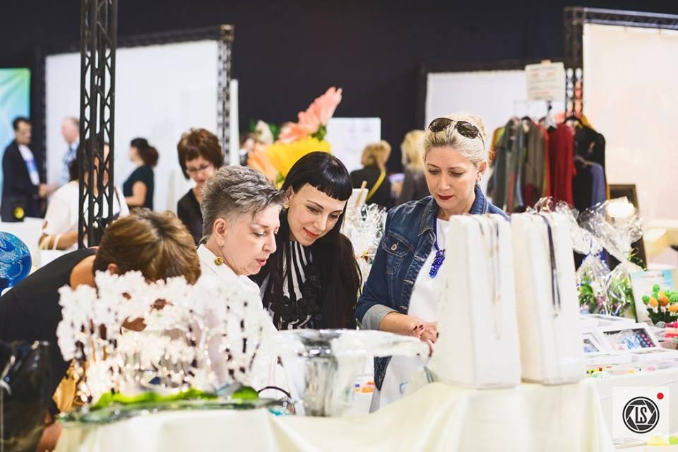 Вторая всеизраильская выставка мастеров и малых бизнесов Fun Expo 2019