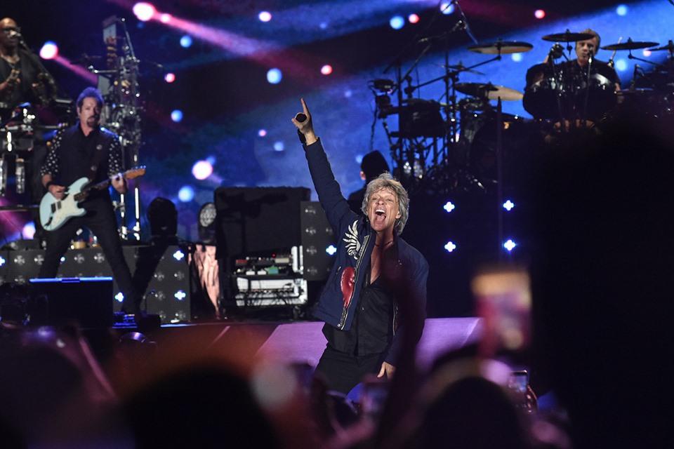 Bon Jovi в 2019-ом. Как это было
