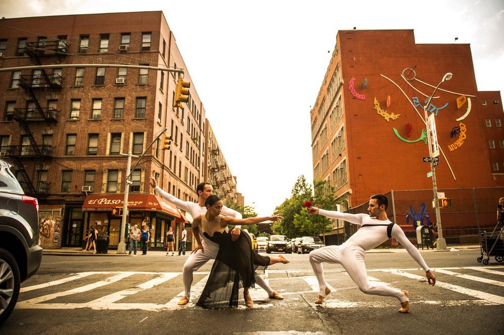 Испанские страсти нью-йоркского балета