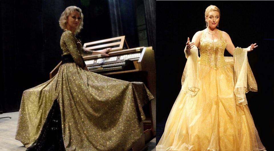 «Свадебный марш» в двойном реситале для органа и вокала