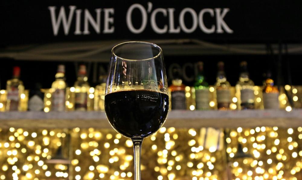 Wine O'clock – время пить вино
