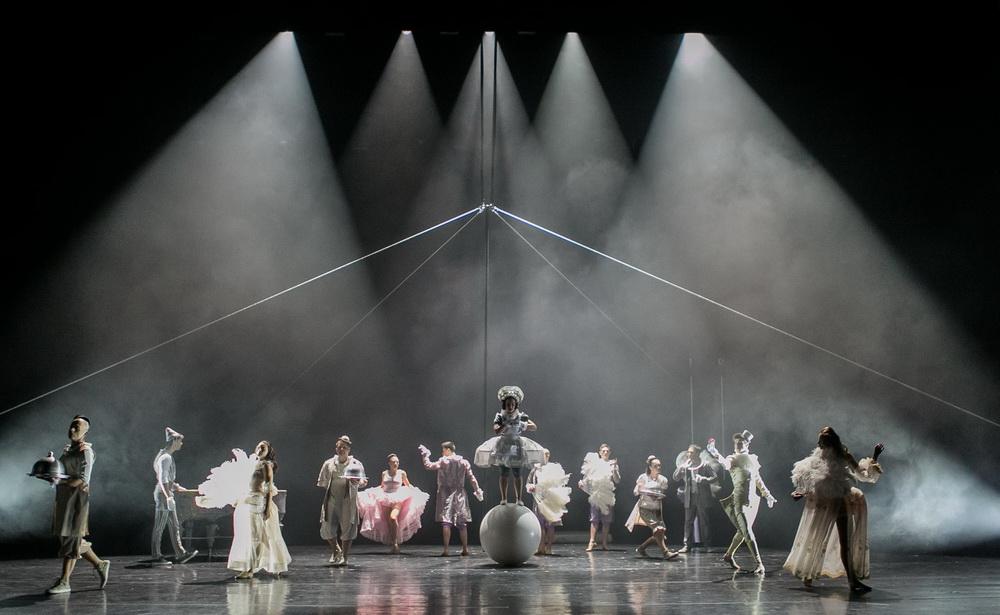 Волшебное шоу театра «ReCirquel» для всей семьи
