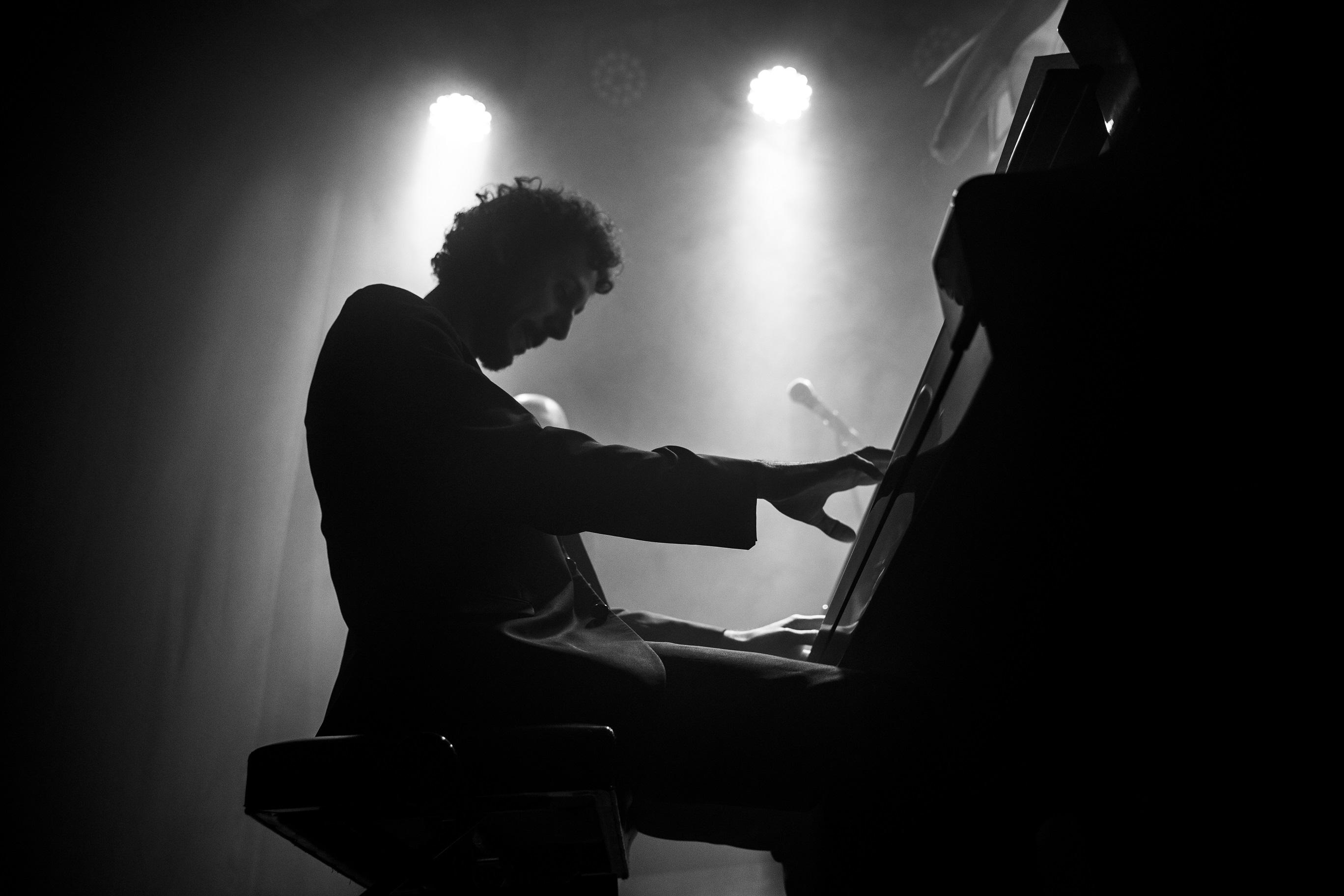 Больше, чем джаз! Трио Гади Штерна в музее Иланы Гур 5 сентября