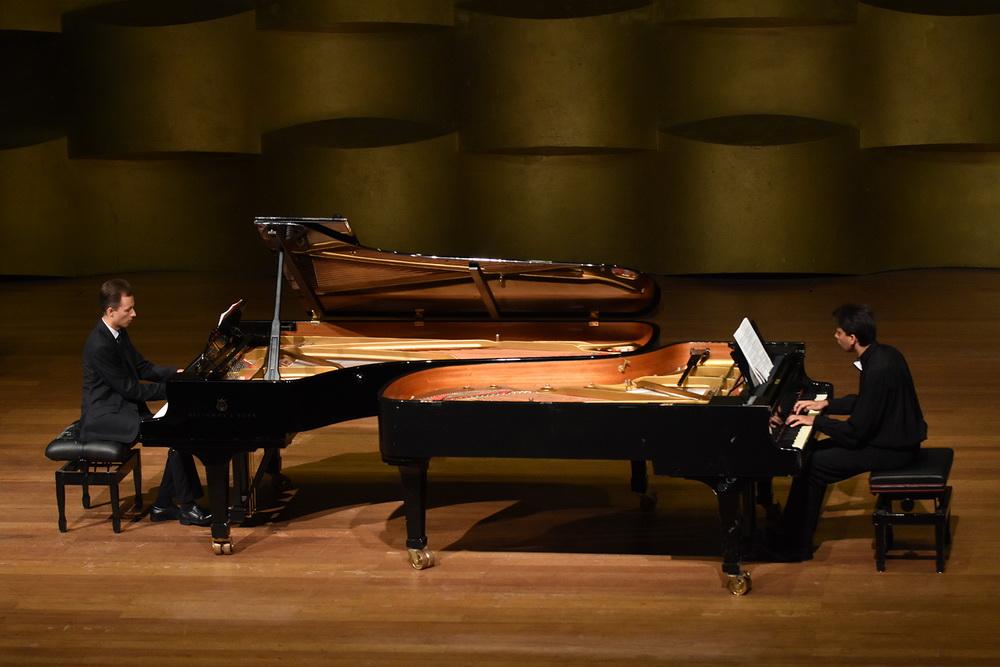 Праздничный гала-концерт фортепьянных мастер-классов «Тель-Хай»