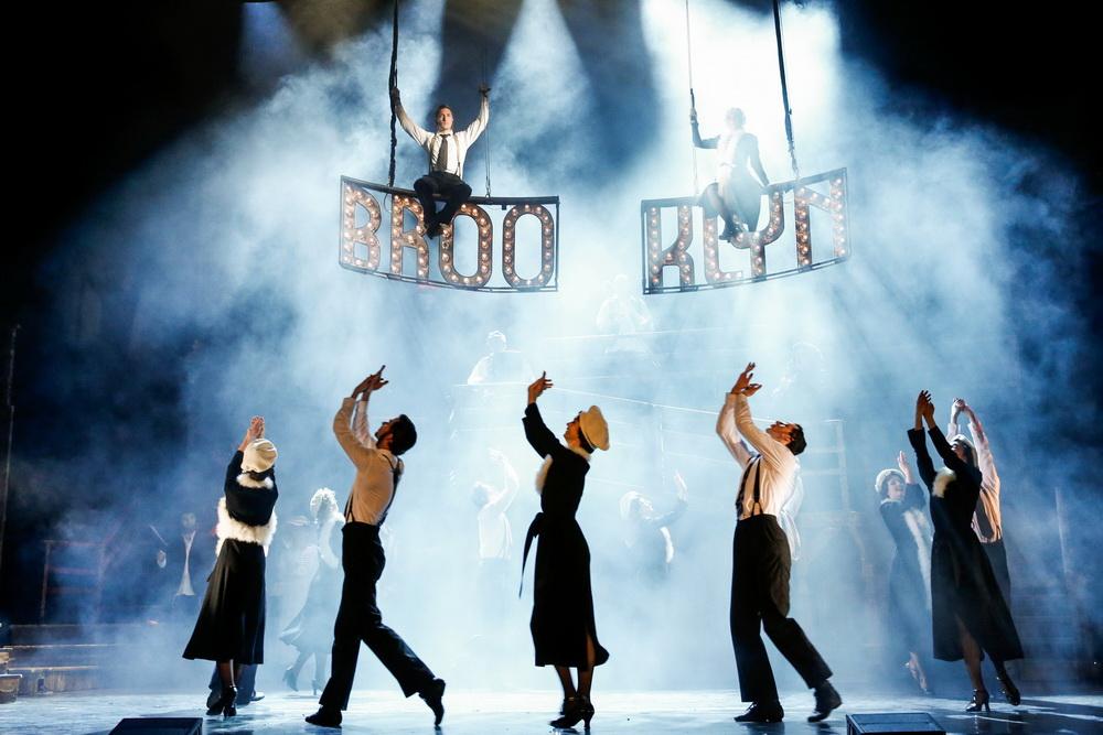 Wedding Dance: первый в мире клезмер-мюзикл Будапештского театра оперетты едет в Израиль!