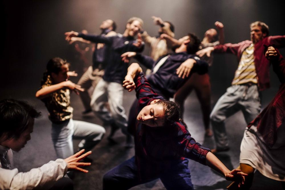 Grand Finale Лондонского театра балета Хофеша Шехтера – в ноябре в Израиле