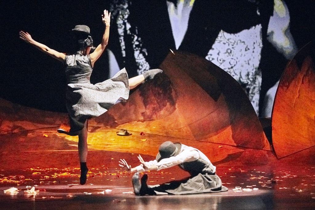 «Тевье» в исполнении знаменитого балета «Базель» из Швейцарии