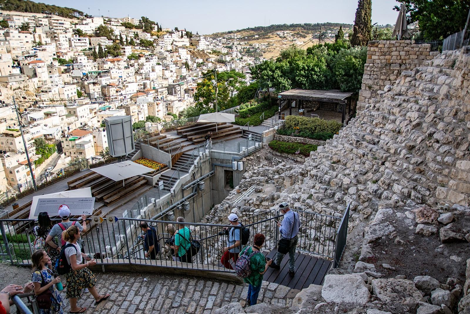 Сокровища и тайны «Города Давида»