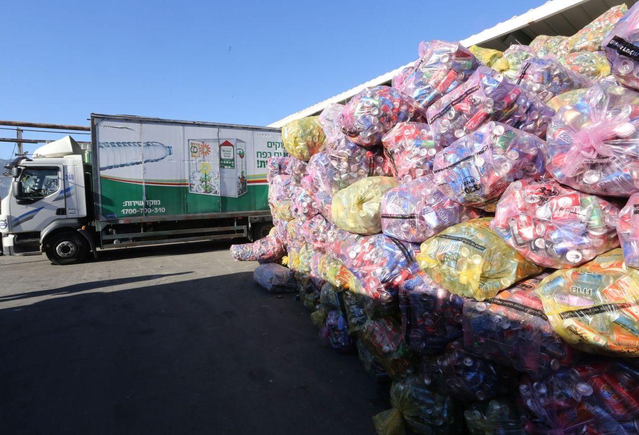 Израиль – лидер по производству бытовых отходов
