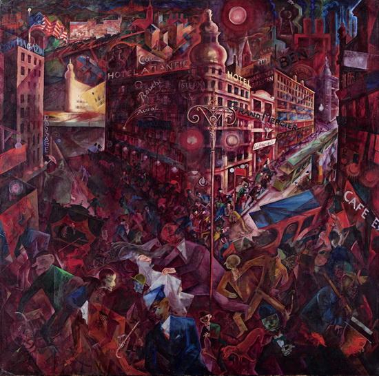 «Эшколот» – «Метрополис: Веймарский Берлин как столица еврейского модернизма»