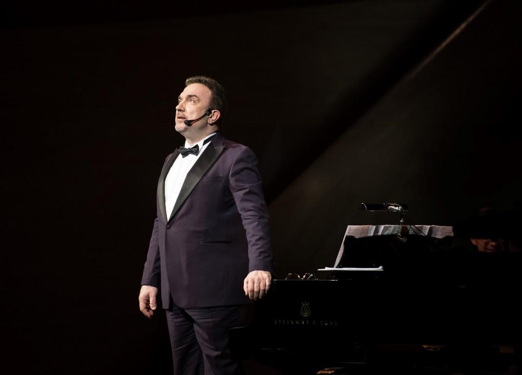 Сергей Жилин и «Фонограф-Джаз-Квартет» с концертной программой «Посвящение Оскару Питерсону» – в Израиле с 12 сентября