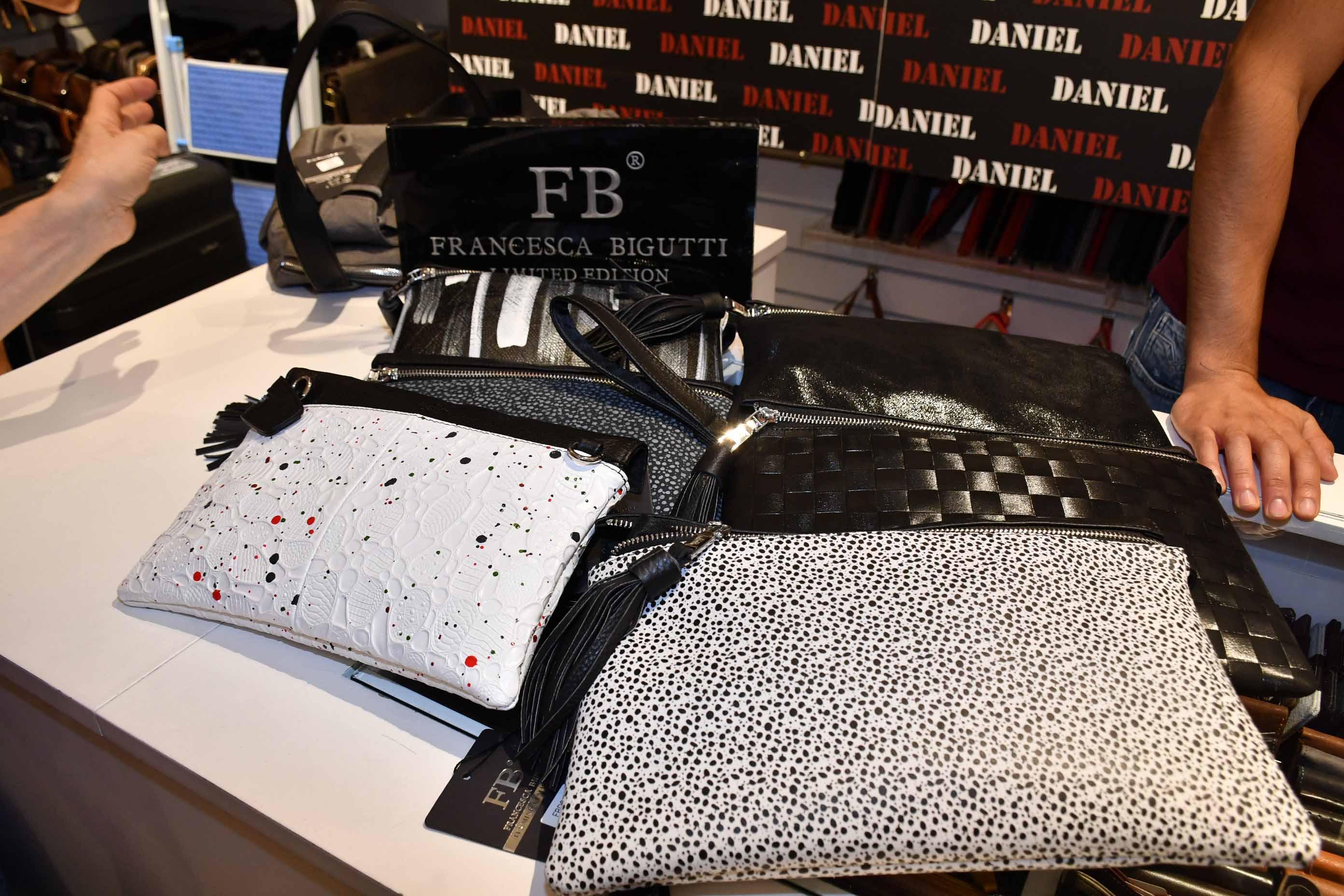 Новая коллекция Francesca Bigutti эксклюзивно в Daniel-Baggs Boutique