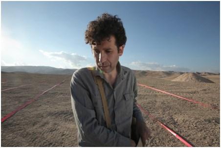 «Сбор данных» в музее. DATA MINING Шахара Маркуса – новая выставка в музее Эрец-Исраэль (MUZA)