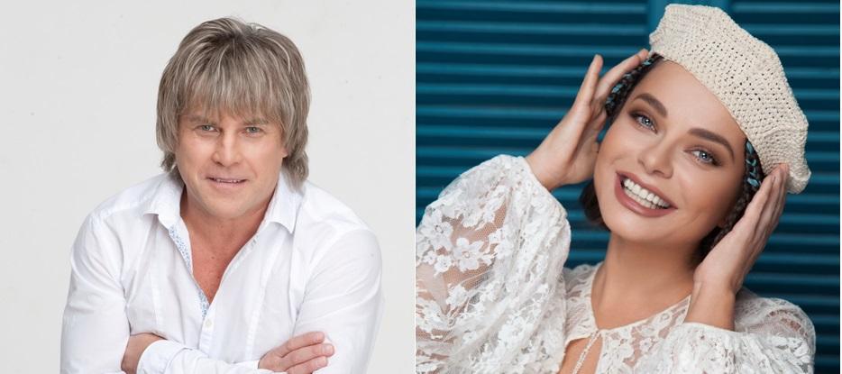 Наташа Королева и Алексей Глызин выступят на фестивале «Звуки моря»