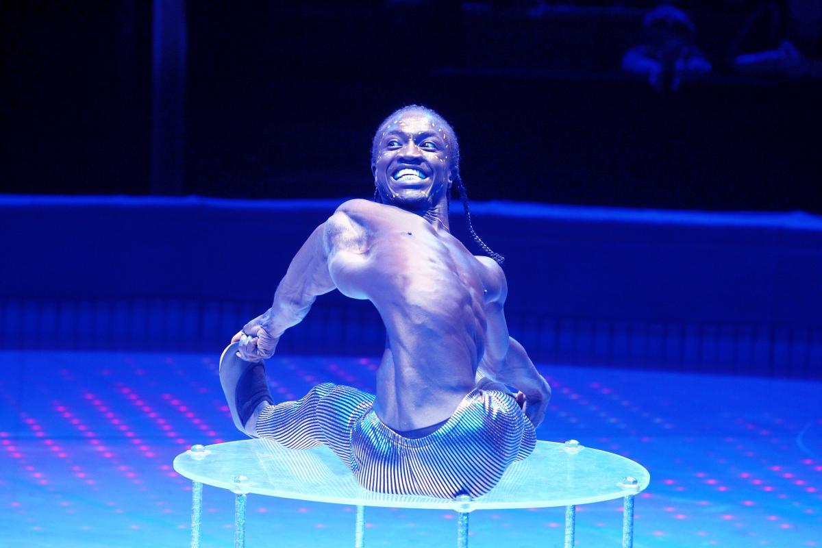 «Балаган в цирке» во время ханукальных каникул