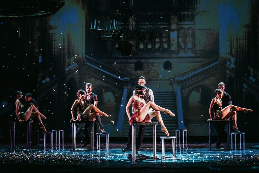 «Великий Гэтсби» – балет на адских скоростях
