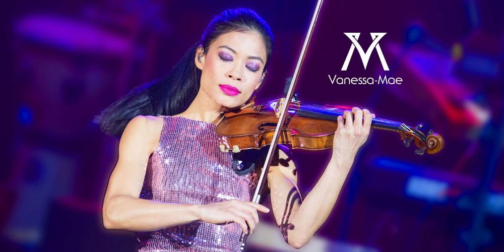 Возвращение Ванессы Мэй: концерт для электроскрипки с оркестром