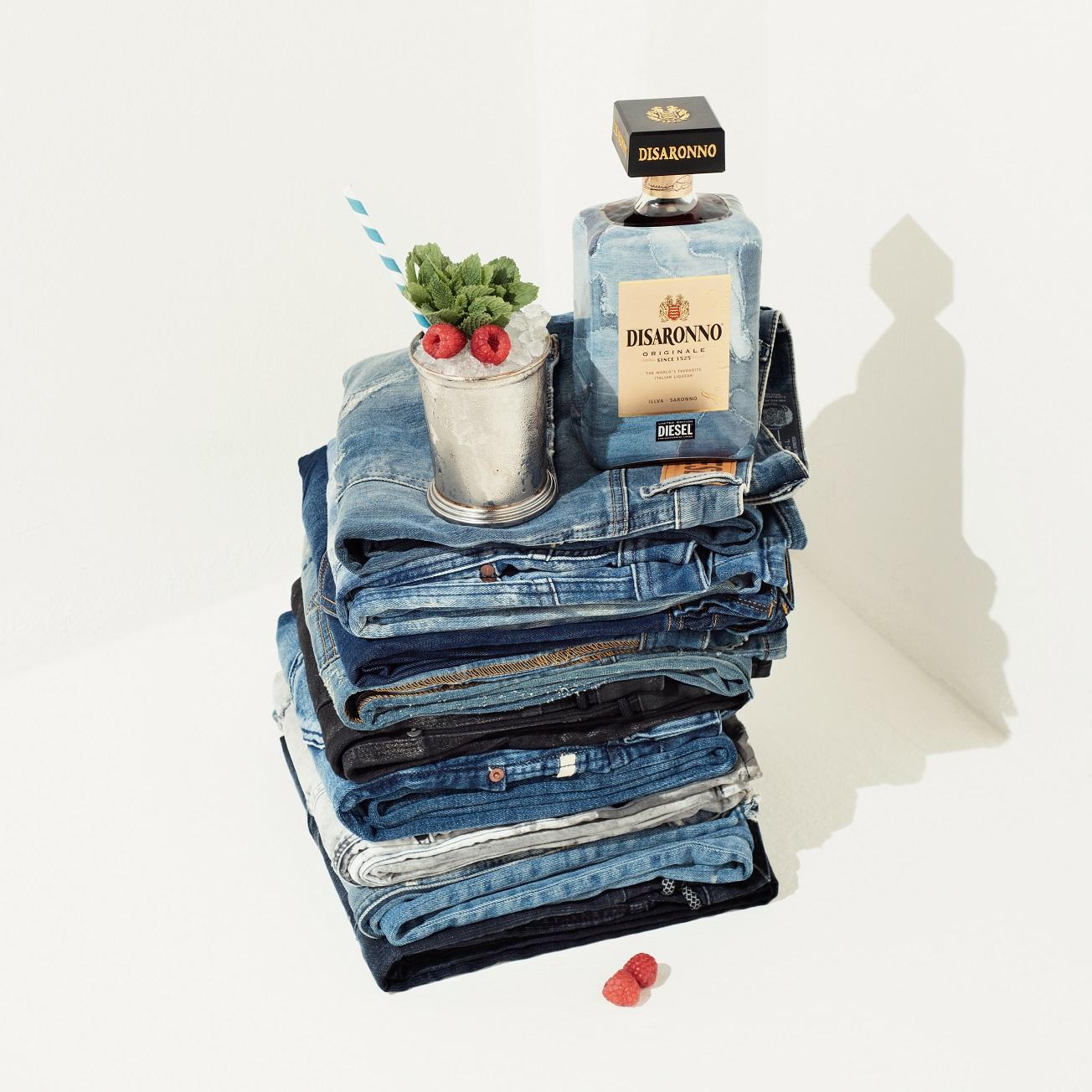 Когда любимый ликер надевает любимые джинсы