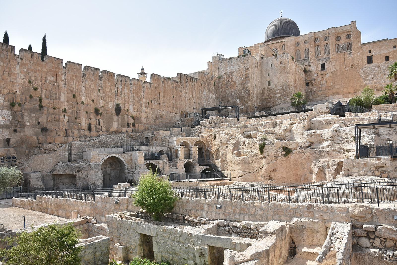 Удивительное – рядом: редкие находки в Городе Давида