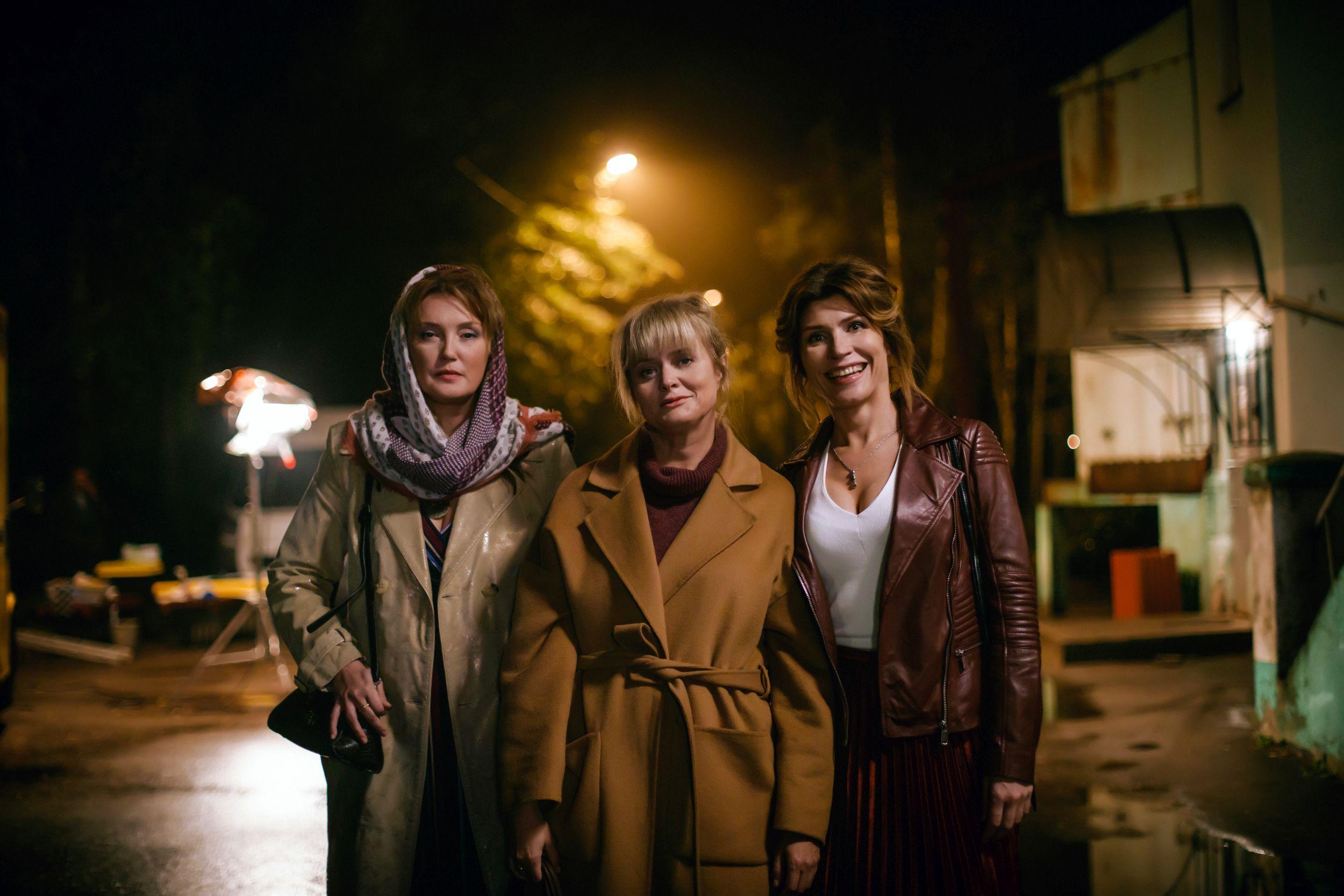 Театр Гешер представляет: «Дни российского кино» в Израиле