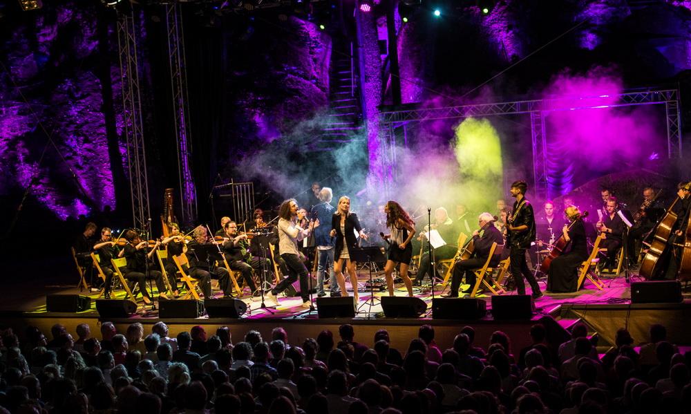 Шоу «Rock the Opera» в Израиле: «Голос рока» Джо Линн Тернер и оркестр «Симфонет Раанана»