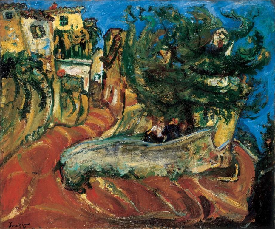 «Душа нараспашку: Хаим Сутин и израильское искусство»