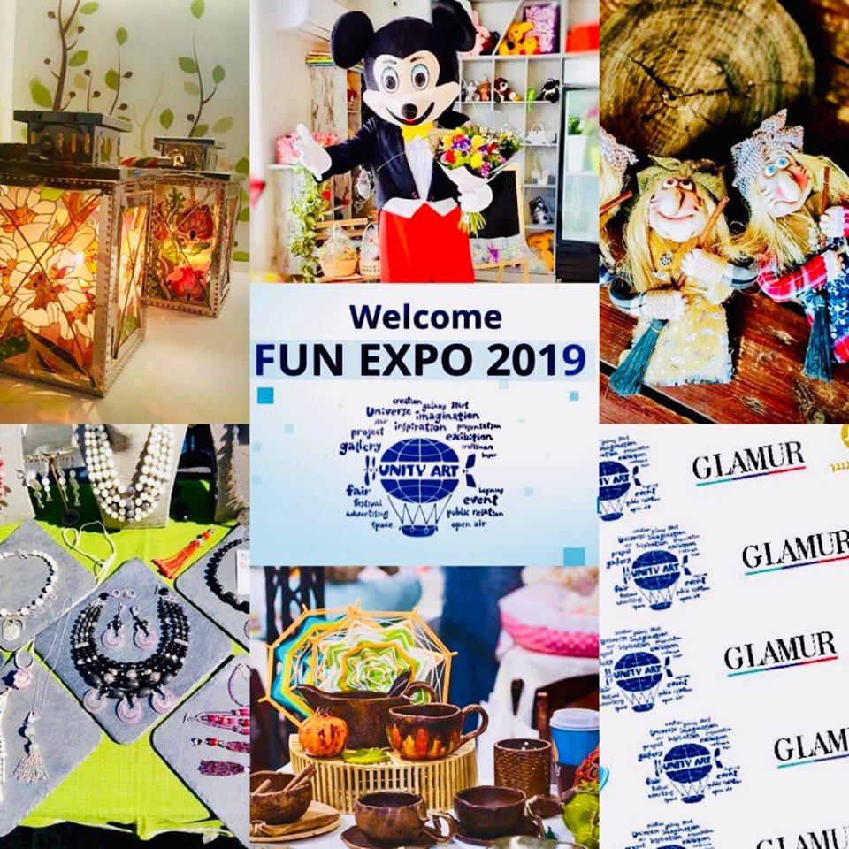 До выставки «Fun Expo – 2019» остались считанные часы!