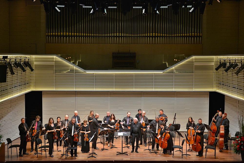 Новая серия классической музыки в центре искусств ELMA в Зихрон-Яакове в содружестве с оркестром «Израильская Камерата. Иерусалим»