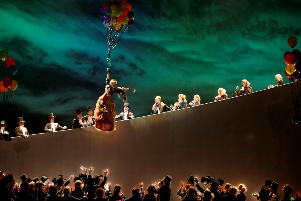 «Манон» Жюля Массне открывает новый сезон в Израильской опере