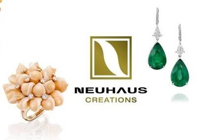 Новая коллекция ювелирного бренда Neuhaus