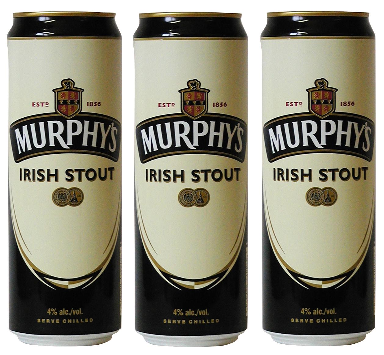Murphy's Irish Stout – пиво для израильской зимы